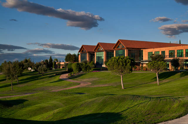 Club de Golf: Suites Retamares