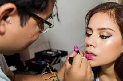 Gian Tantalean :: Makeup Artist