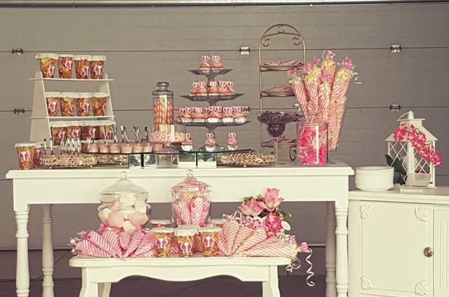 Candy Bar Dulce Tentación