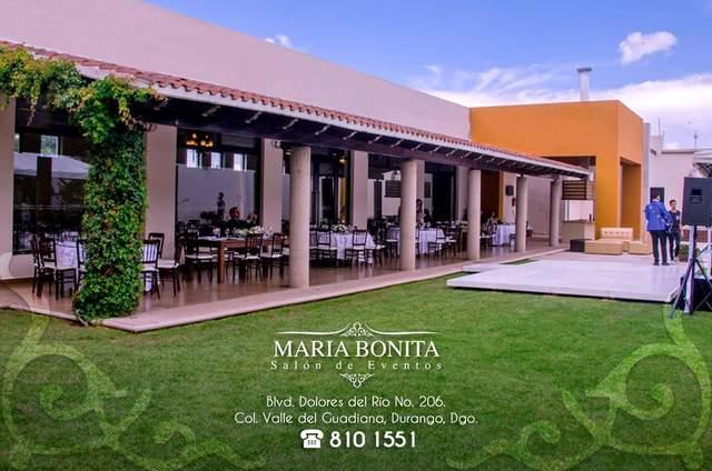 Maria Bonita Salón de Eventos
