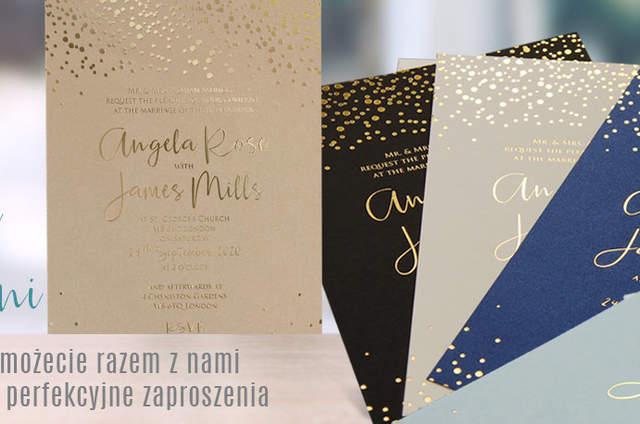 Zaproszenia i papeteria  VIP KARTALIA