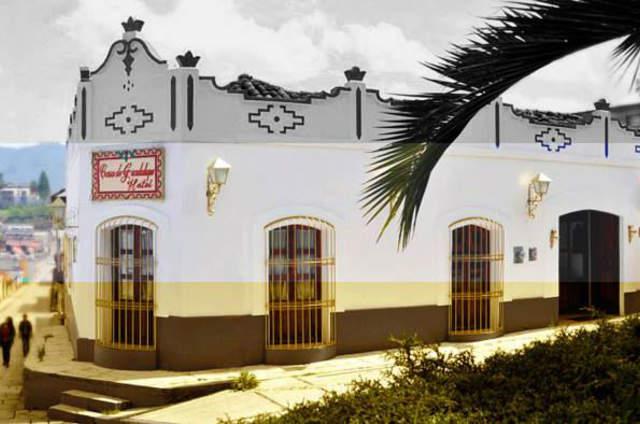Hotel Casa De Guadalupe
