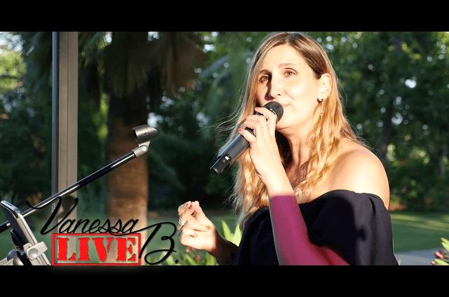 Vanessa B. Live – Chanteuse PACA