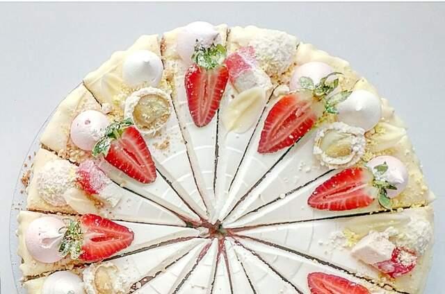 Кондитерская The Curly Cake