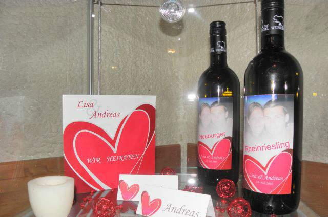 Hochzeitswein - Weingut Zickl