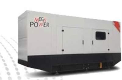Mega Power Locação de Geradores