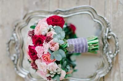 Свадебный флорист Кристина Каберне