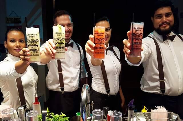 Duo Bar Design Drinks