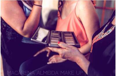 Macarena Almeida Make Up