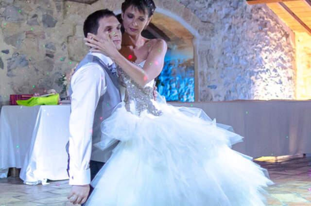 Danse mariage