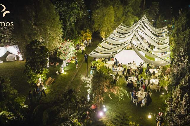 Los Pinos Casa Campo Eventos