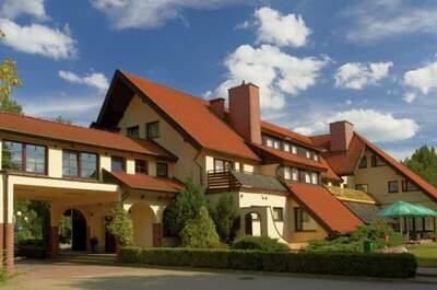 Hotel Bukowy Dworek