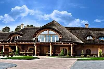 Dworek Góralski Restauracja, Hotel & Spa w Łodygowicach