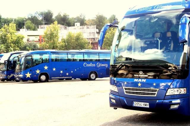Autobuses Carlos Gómez