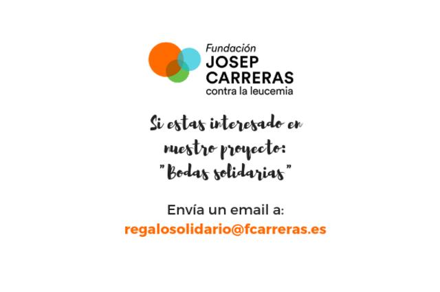 Fundación Josep Carreras contra la Leucemia - Online