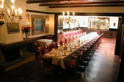 Spezialitäten Restaurant Yachtzimmer