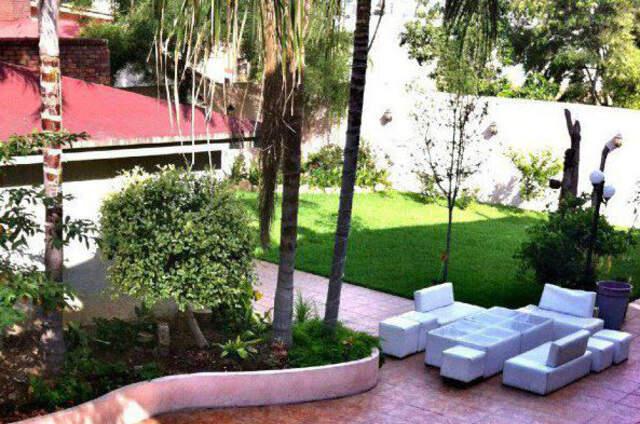 Jardin San Agustín Eventos
