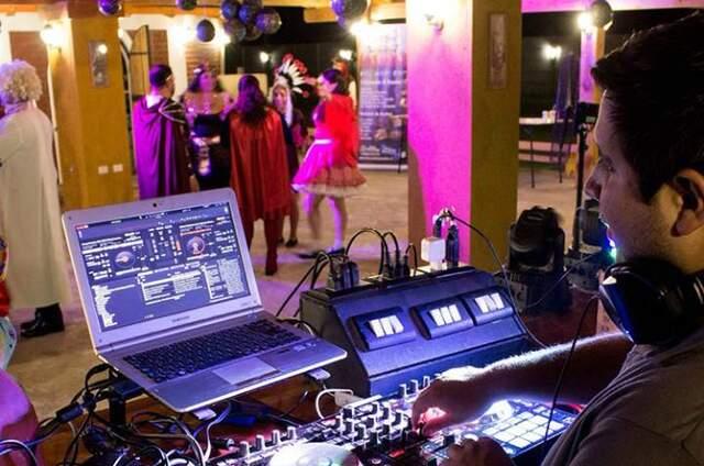 karaoke y asados