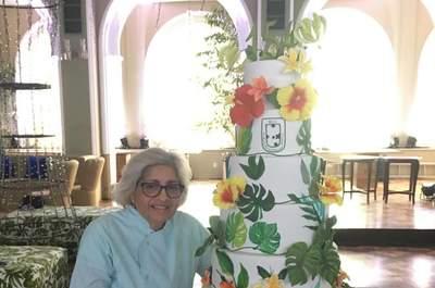 Jussara Palma Cake Designer