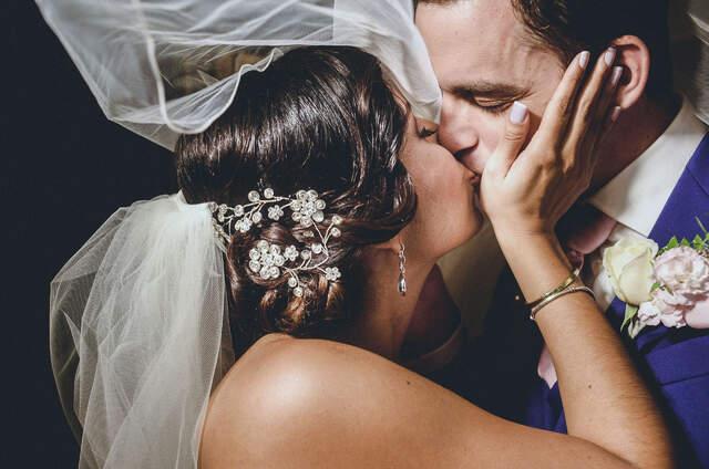 Joanna Pantigoso Wedding Photographer