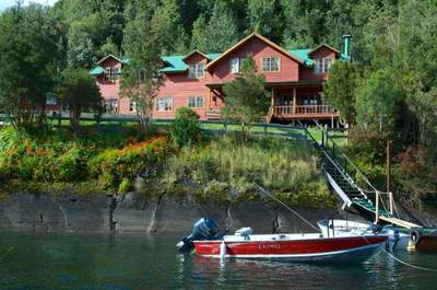 Chucao Fishing Lodges