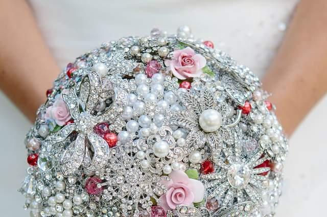 Brooch Bride