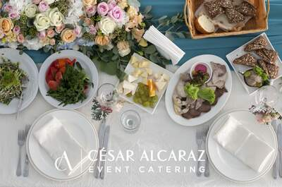 Cesar Alcaraz Event Catering
