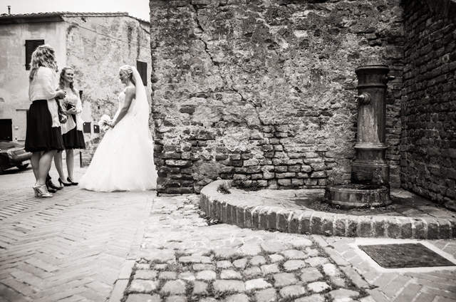 Efffetti Weddings in Tuscany Italy