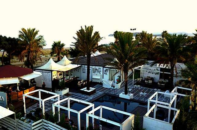 Aria Beach Lounge