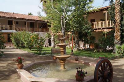 Hotel Hacienda Juntas