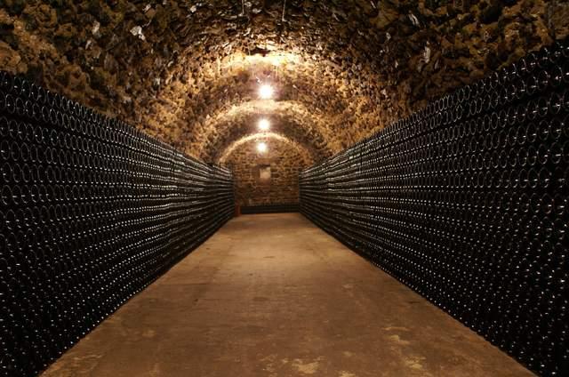 Champagne Dourdon Vieillard