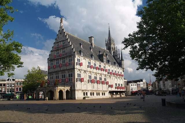 Het Oude Stadhuys