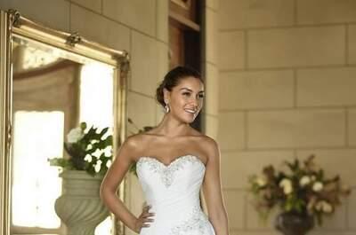 Fe's dress vestidos de novias