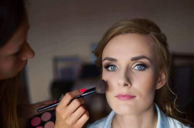 Małgorzata Gałązka Make-up