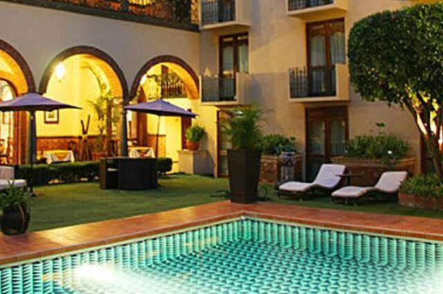 Hotel Posada San Pedro