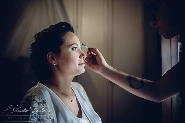 Letizia Angeli Make Up Artist
