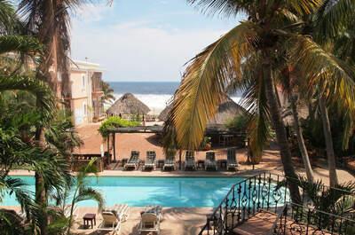 Hotel Santa Fe Puerto Escondido