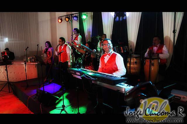 Jorge Chicoma Orquesta