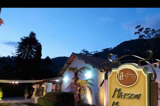 Maison Magamez - Espaço para Casamento