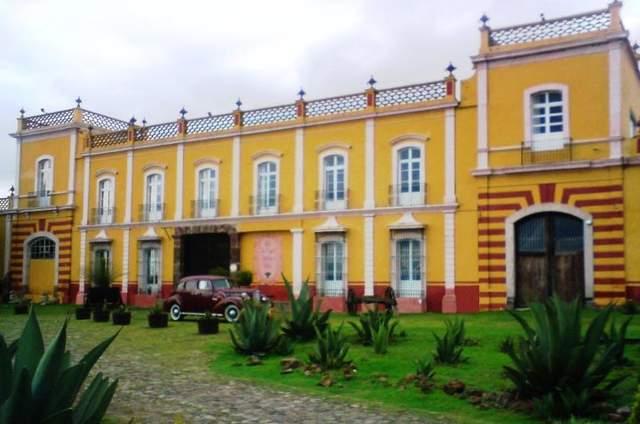 Hacienda Real San Miguel Ometusco