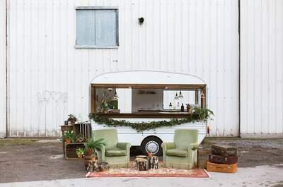 Mister Gypsie The Vintage Caravan Bar