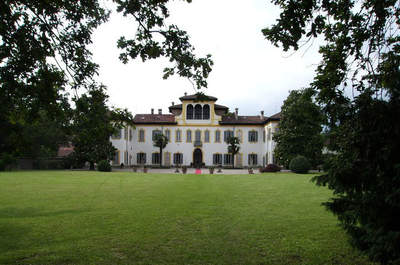 Villa Gromo di Ternengo