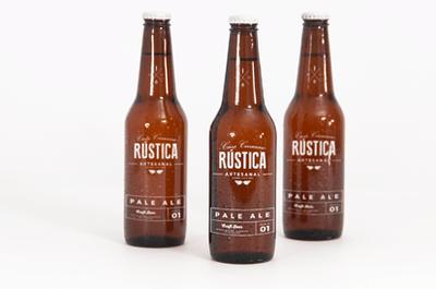 Casa Cervecera Rústica