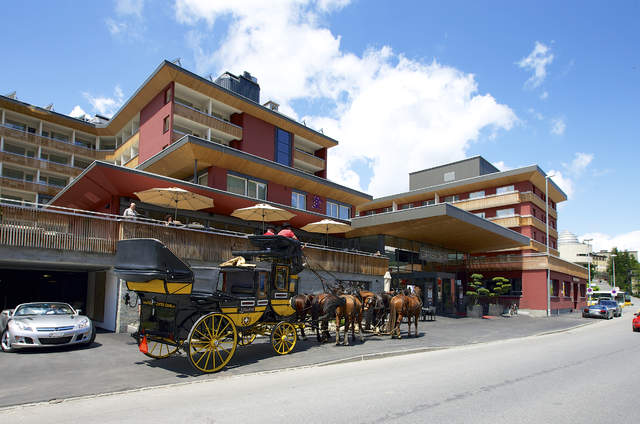 Grischa- DAS Hotel Davos