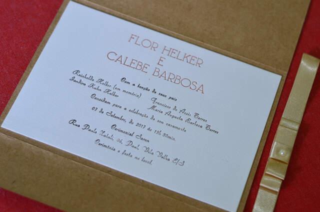 Alfa Tipografia Convites