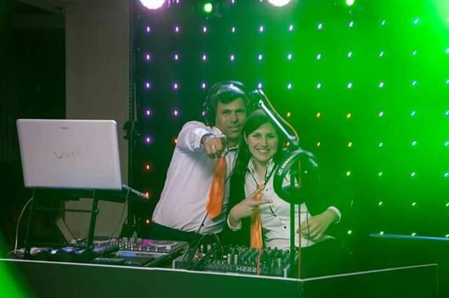 Marcos Rocha & Daniela - Animação de Eventos