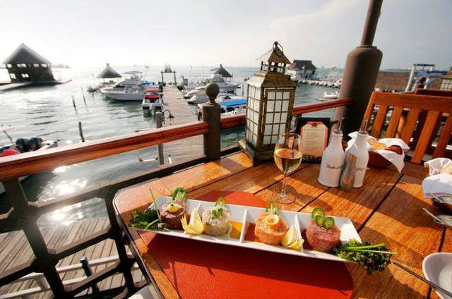 Restaurante Puerto Madero - Cancún