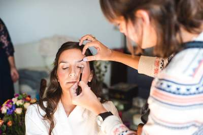 Maquillaje Josefina Gonzalez