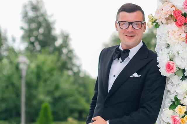 Свадебный ведущий Алексей Тверской