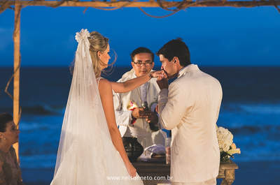 BV Wedding - Blue Praia Bar
